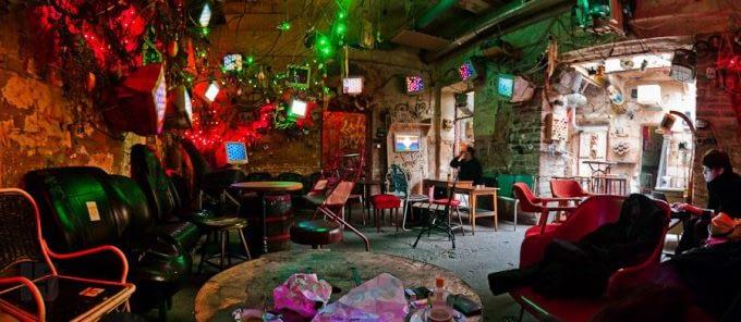 Ruin Pub – Szimpla