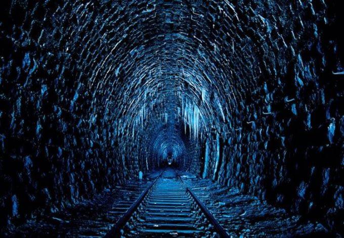 Railway tunnel-Kowary