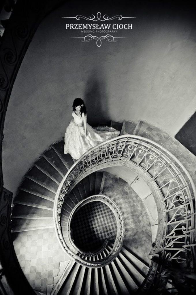 Kręcone schody – Praga