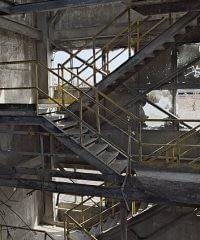 Opuszczona Fabryka Domów na ul. Świderskiej
