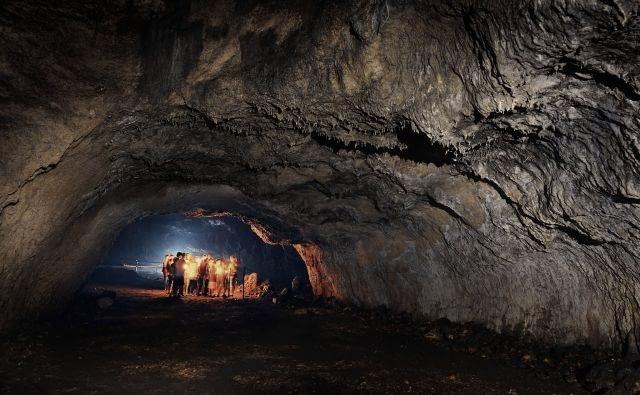 Jaskinia Ciemna w Ojcowskim Parku Narodowym