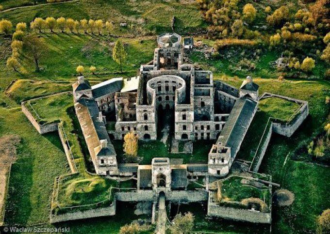 Zamek Krzysztopór