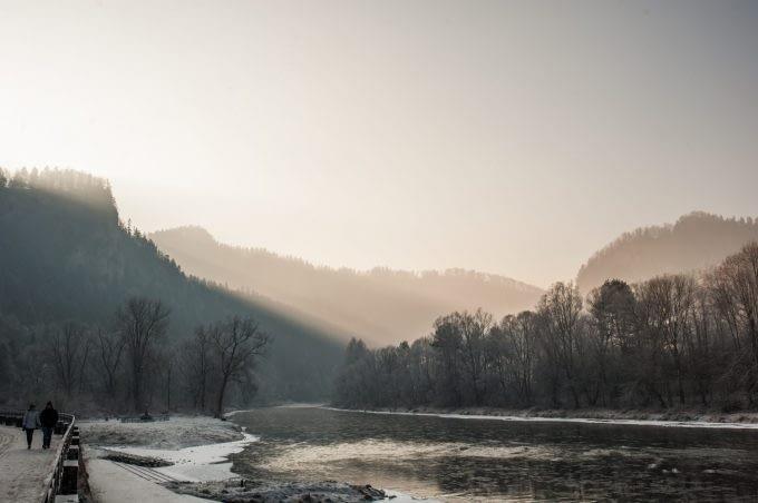 Szczawnica – spacer wzdłuż Dunajca