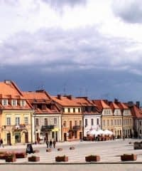 Sandomierz – Rynek