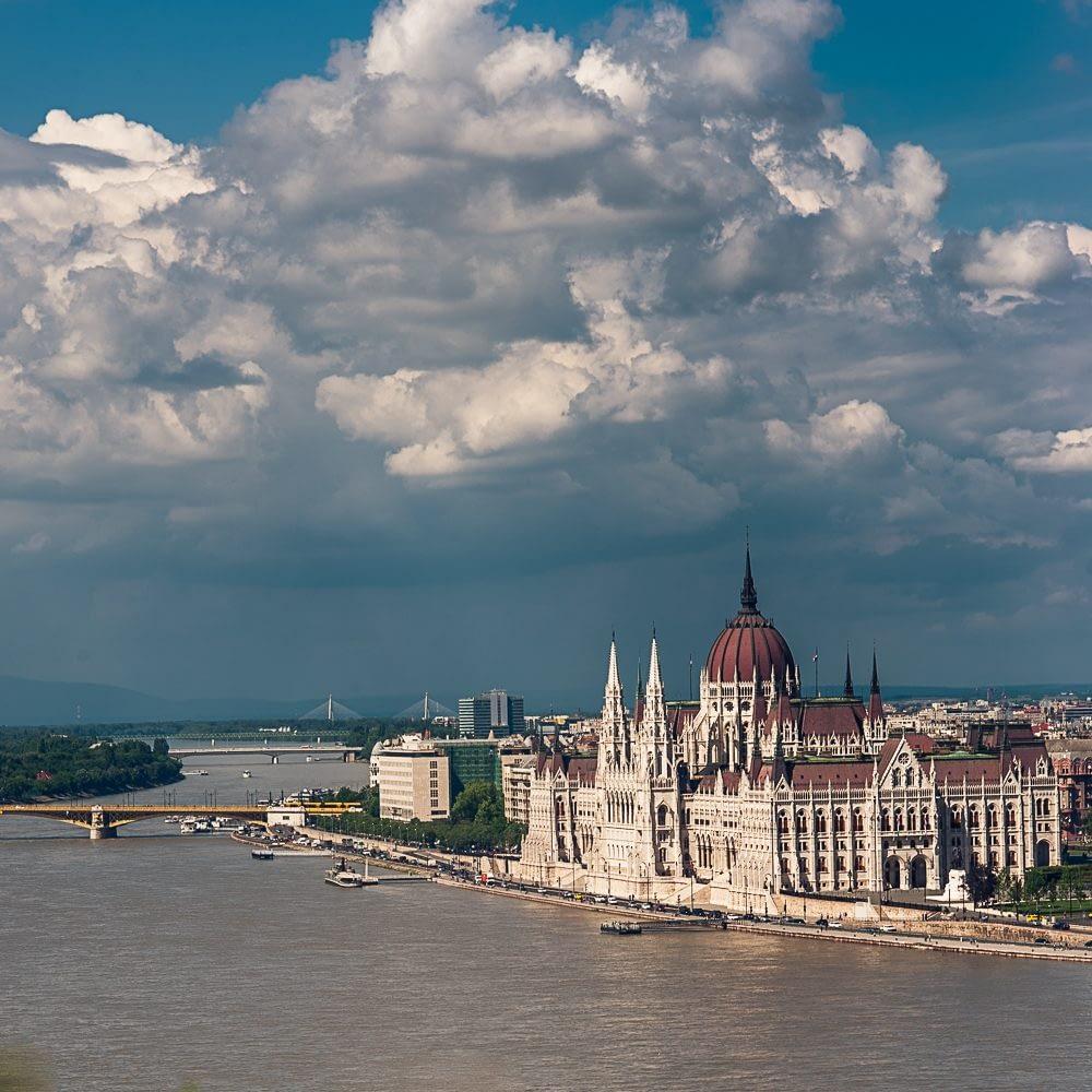 Zamek w Budapeszcie
